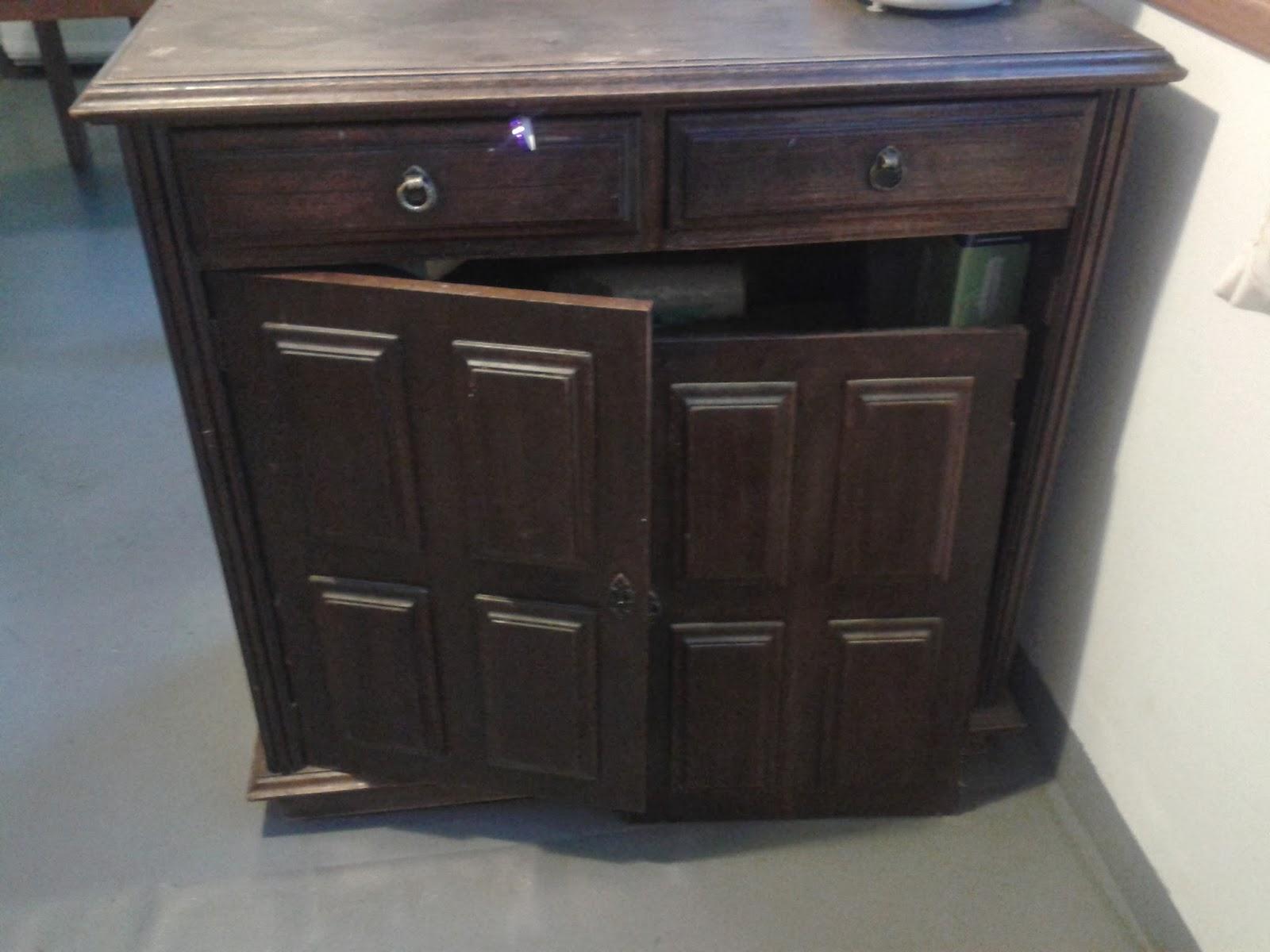 Luzgentili muebles renovados para una cocina comedor for Muebles para cocina comedor
