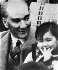 Atatürk 'ün Manevi Kızı