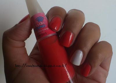 vermelho coral