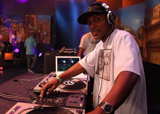 O DJ Erick Jay é campeão pela 5º vez do DMC Brasil