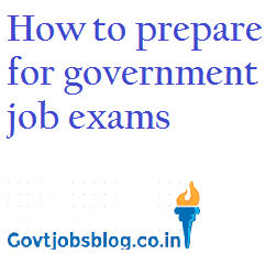 How to Prepare for Government Jobs and Written Test Tips in Online