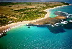 Taipus de Fora una de las mejores playas de Brasil