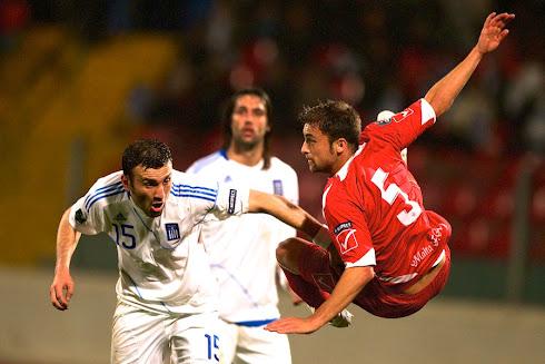 Malta Vrs Greece Andrei Agius No 5