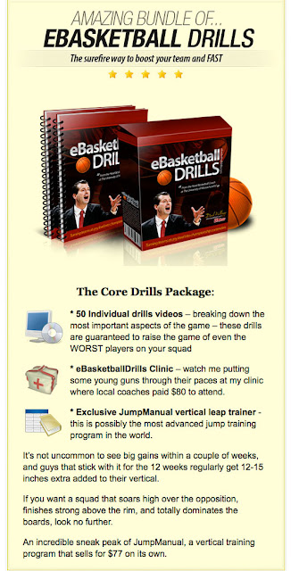 e basketball drills