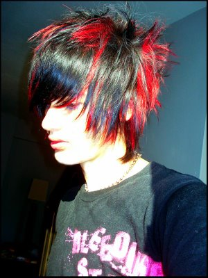 cool emo hairstyles for guys. Cool Emo Hairstyles For Guys.