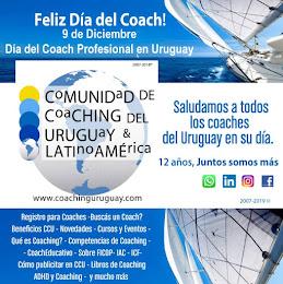 Día del Coach en Uruguay 2019