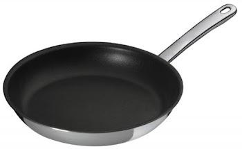ΠΡΟΣΟΧΗ - Αν το τηγάνι σας αναγράφει αυτή την ένδειξη, πετάξτε το αμέσως...