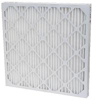 Plain-White-Pleated-Air-Filter