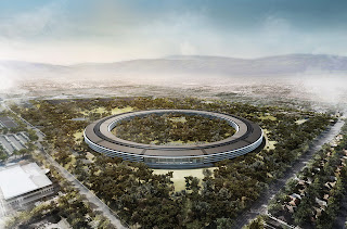 apple,produk apple,iCar,iyacht,itv,apple spaceship campus