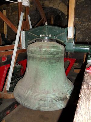Rye church bell