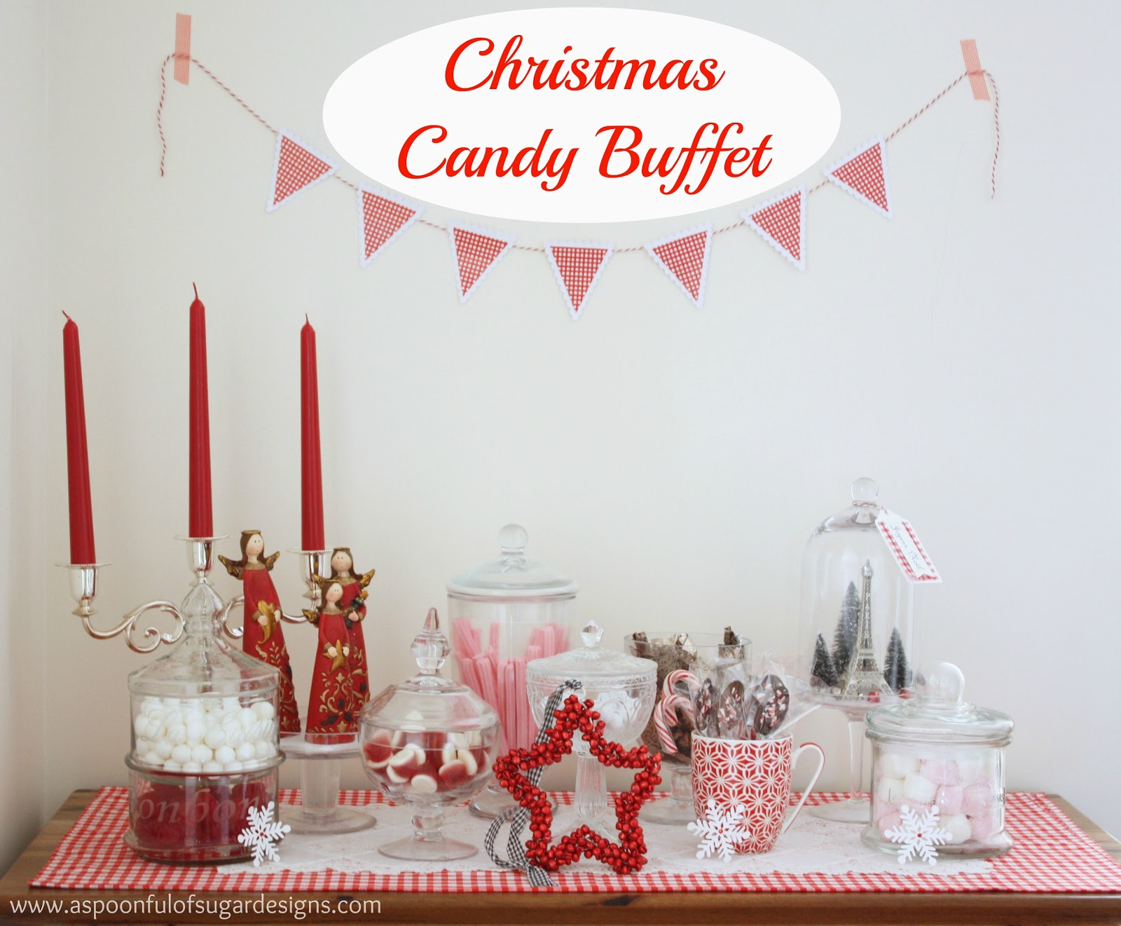 christmas ly buffet a spoonful of sugar