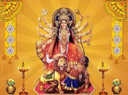 Mahishasura vadh
