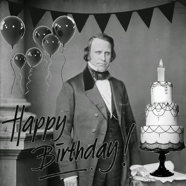 February 14th-Help Us Celebrate Vice President Henry Wilson's 203rd Birthday