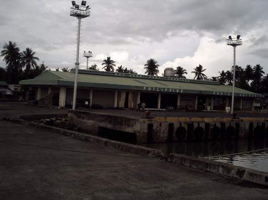 Caminawit Port of San Jose, Mindoro Occidental