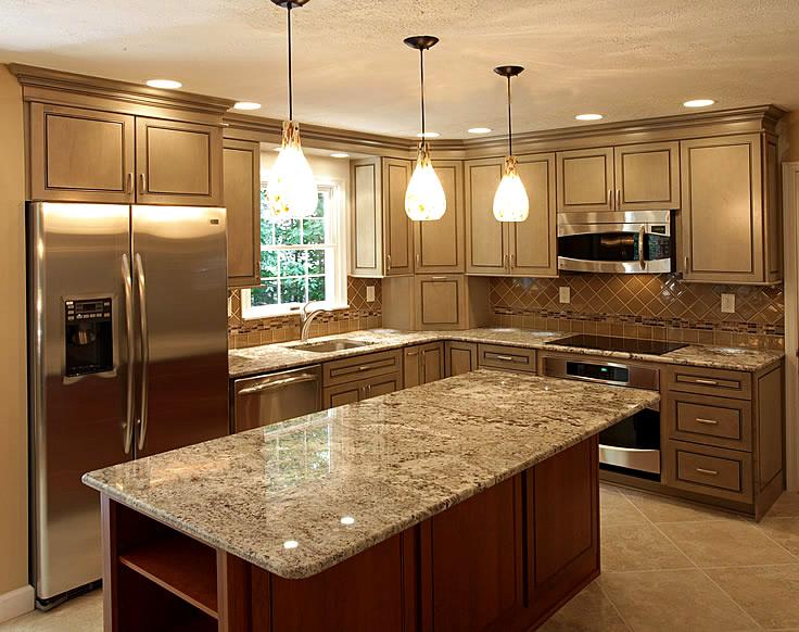 Kitchen lighting design ideas home decorating ideas and interior