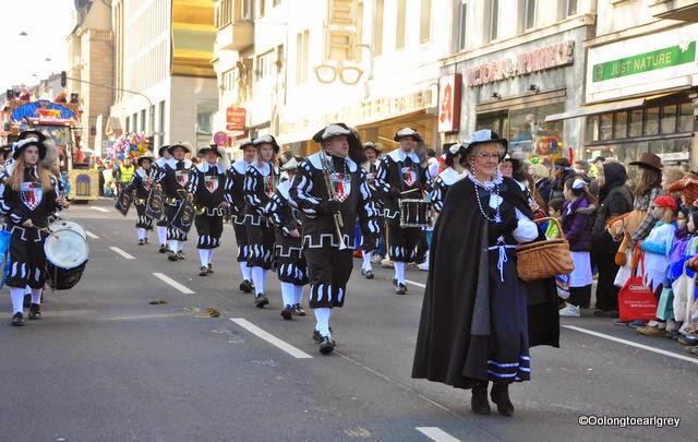 Fasching, Wiesbaden Germany 2015