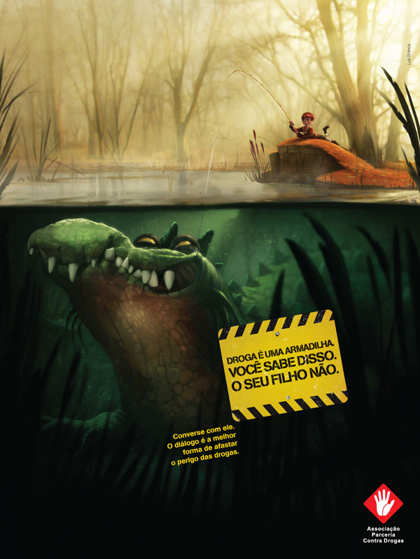 The+Truth Creating Creative Wild Life Awareness: Animals In Advertisements