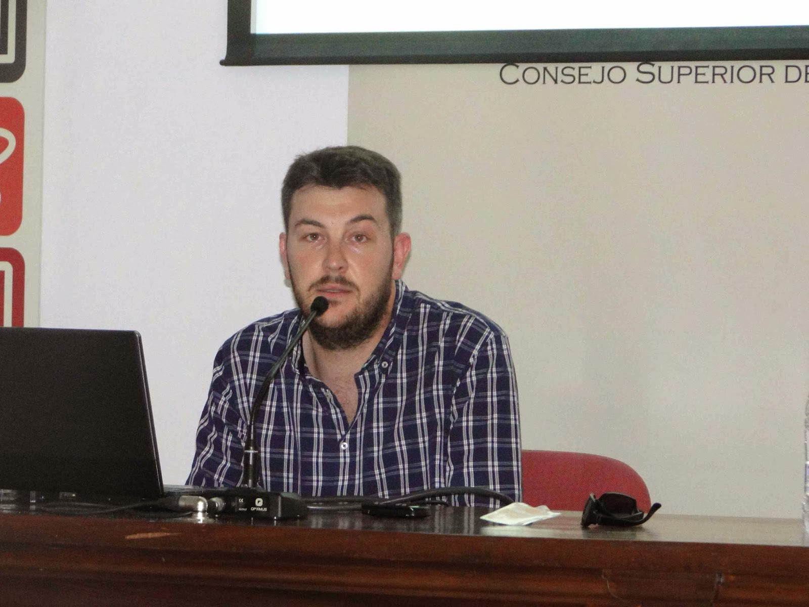 Carlos Camacho Conservación de las Aves en Áreas Protegidas SEO-Sevilla