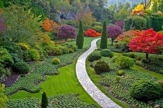 Jardines Butchart (Canadá)