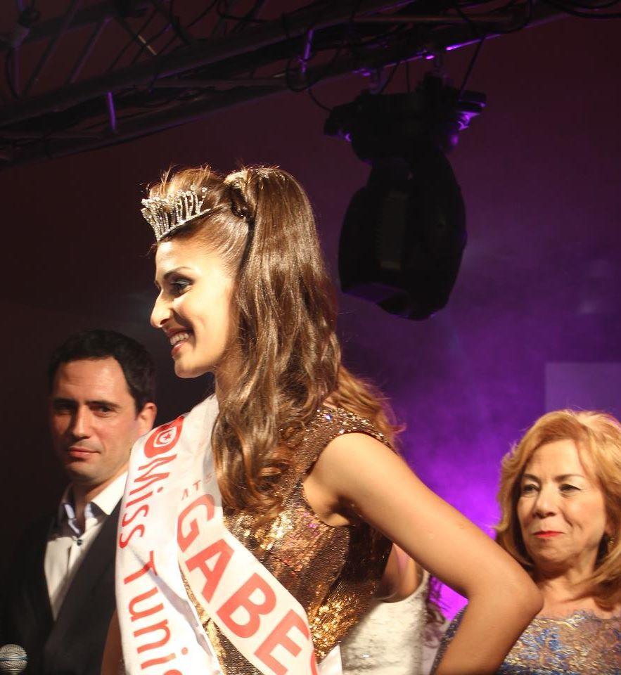 MISS TUNISIA WORLD 2013 IS HIBA TALMOUDI!