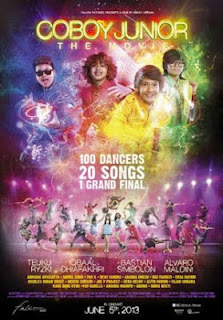 Coboy Junior The Movie 2013 Bioskop