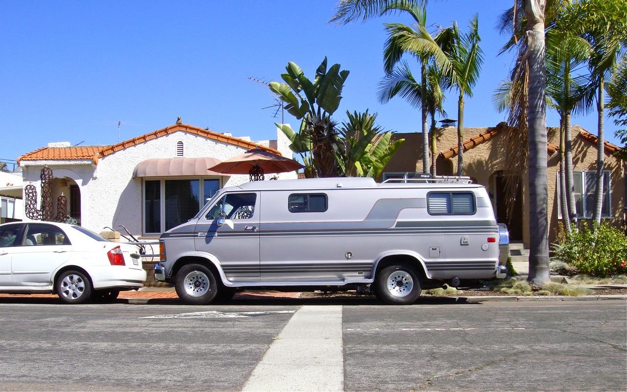 1990 Dodge Ram Conversion Van