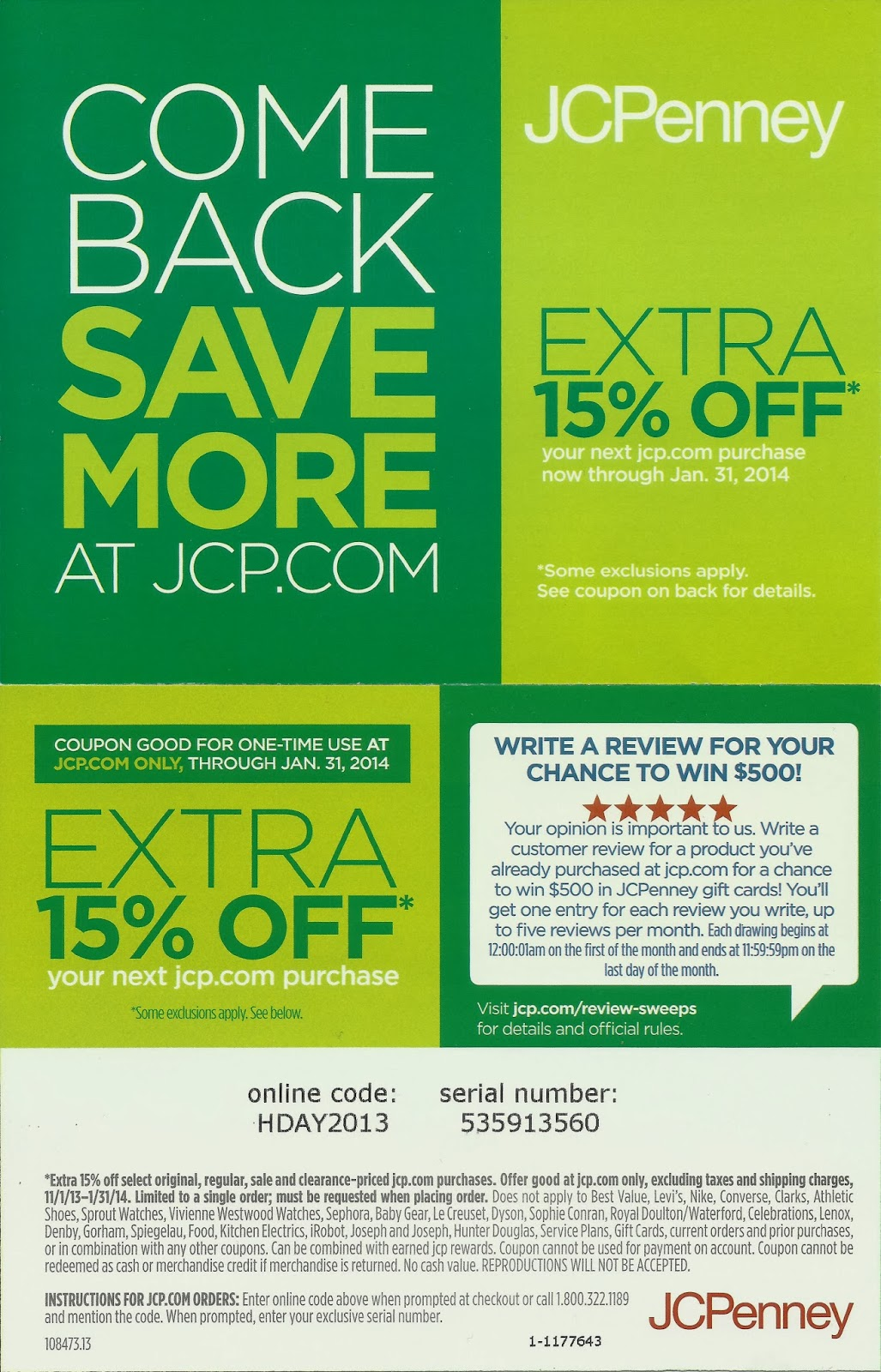 Walmart coupon discount