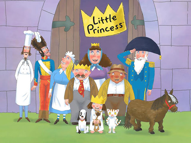 Little Princess  (2010-) ταινιες online seires oipeirates greek subs