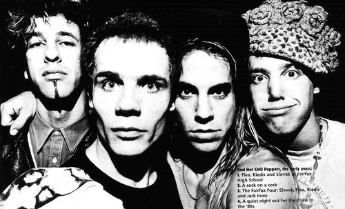 Discografia: Red Hot Chili Peppers (1984-91)