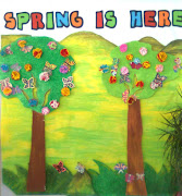 SPRING IS HERE. SCHOOL´S HALL. Etiquetas: BILINGÜISMO No hay comentarios: