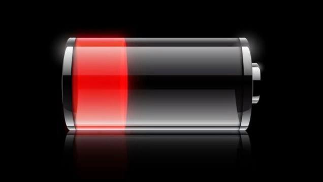 batu baterai, ilustrasi baterai smartphone ngedrop, daya baterai smartphon