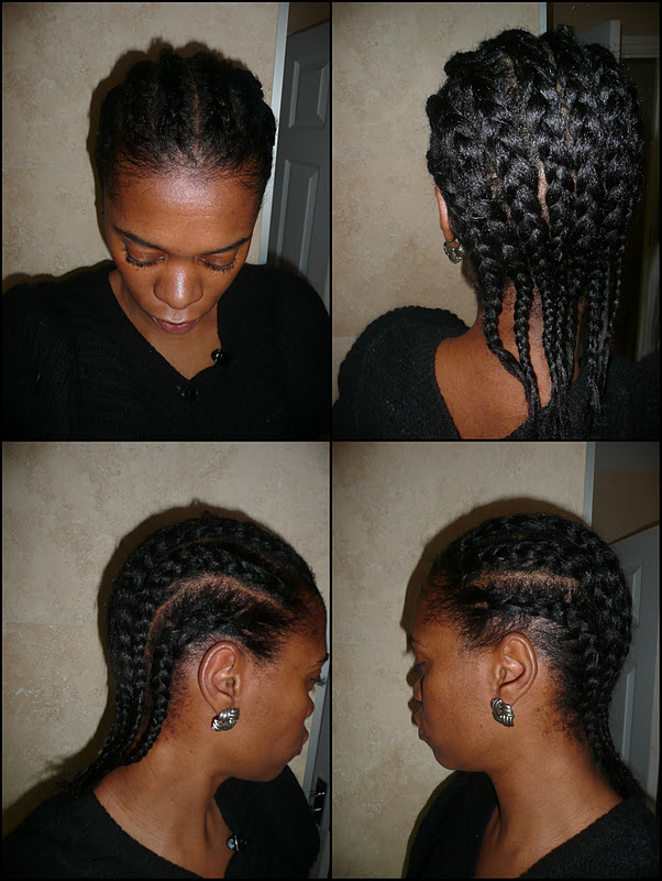 Crochet Braids Grew My Hair : In Addition My Braid Pattern For Crochet Braids Take Into Account The ...