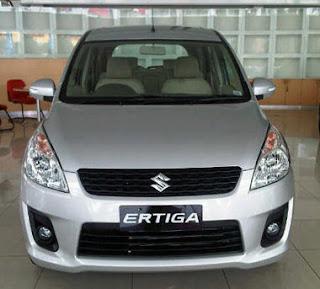 Berapa Harga Suzuki Ertiga GA, GL, GX dan GA Limited Edition?