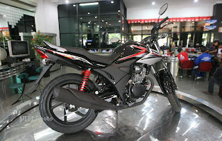 Motor Yamaha Byson Vs Vixion