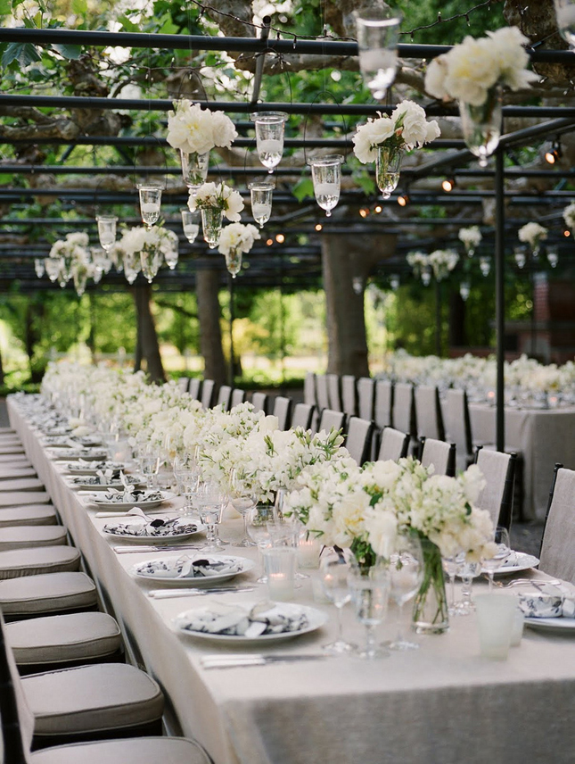 I Heart Long Tables - Part 4 - Belle the Magazine . The Wedding