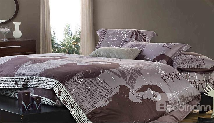 PLACE FOR LADY: Bedding And Curtain Sets, leopard print bedding ...