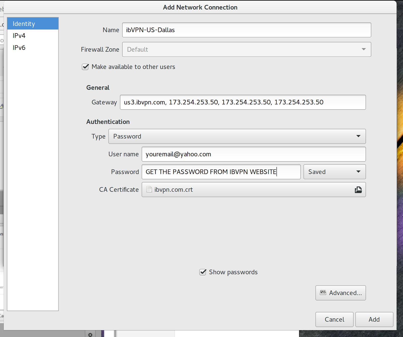 download openvpn configuration for ubuntu