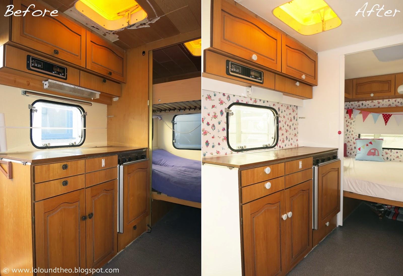 Küche Lackieren Vorher Nachher: Design