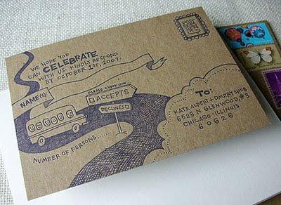 Tarjetas de invitacion de boda originales peinados para - Tarjetas de invitacion de boda originales ...