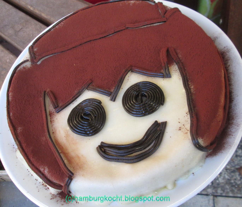 Sieht Ein Bisschen Aus Wie Auf Einem LSD Trip: Mein Playmobil Kuchen.