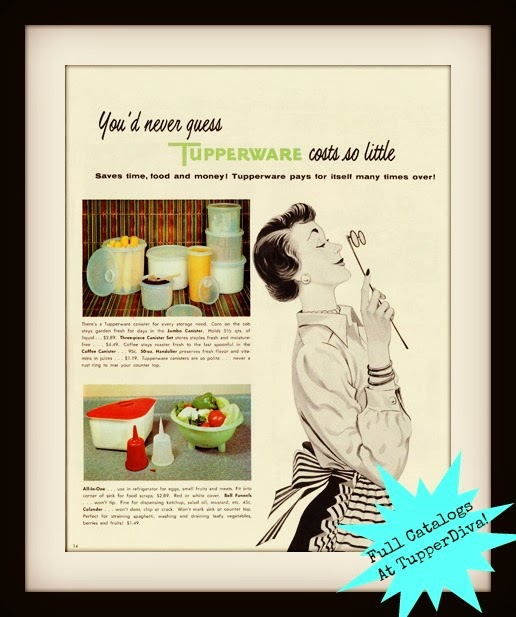 Tupperware Catalogs