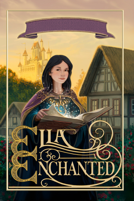 book report on ella enchanted Booksource is the premier trade book distributor to k-12 school classrooms  across the country we offer  ella enchanted isbn-10:  (be the first to review.
