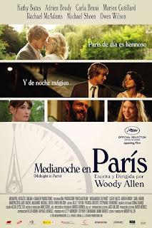 Medianoche en Paris [2011] [NTSC/DVDR] Ingles, Español Latino