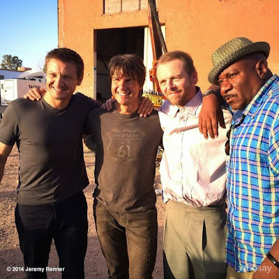 Mission Impossible 5 Cast Picture