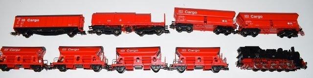 2018.02 - Dia 1.1 - Fleischmann Conjunto Cargo