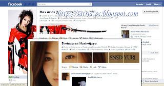 profil fb keren