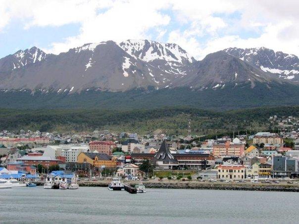Ushuaia në Tierra del Fuego, Qyteti i Jugut Argjentinës
