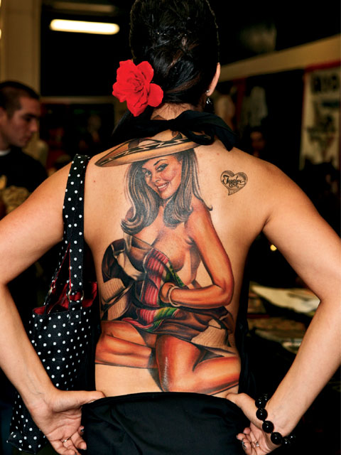 hot tattoos for girls