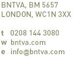 Contact The BNTVA