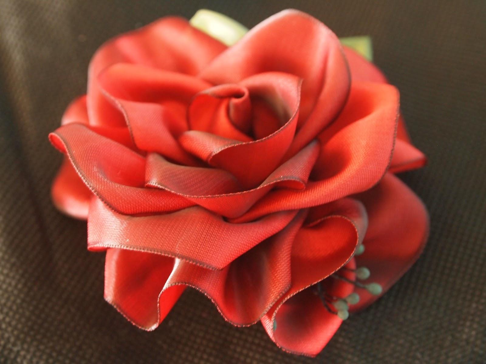 A passion for ribbon crafts izmirmasajfo